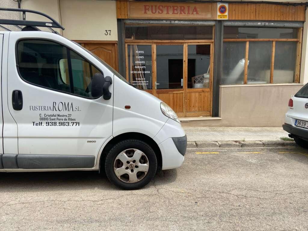 Mobiliario a Medida en Barcelona